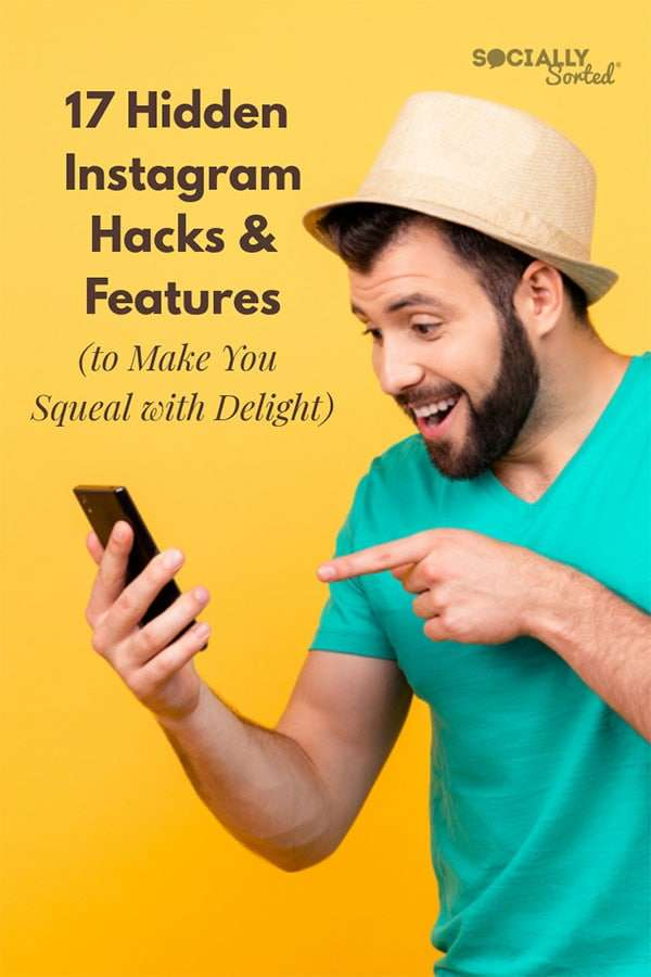 17 Hidden Instagram Hacks and Features (That Will Make You Squeal With Delight)