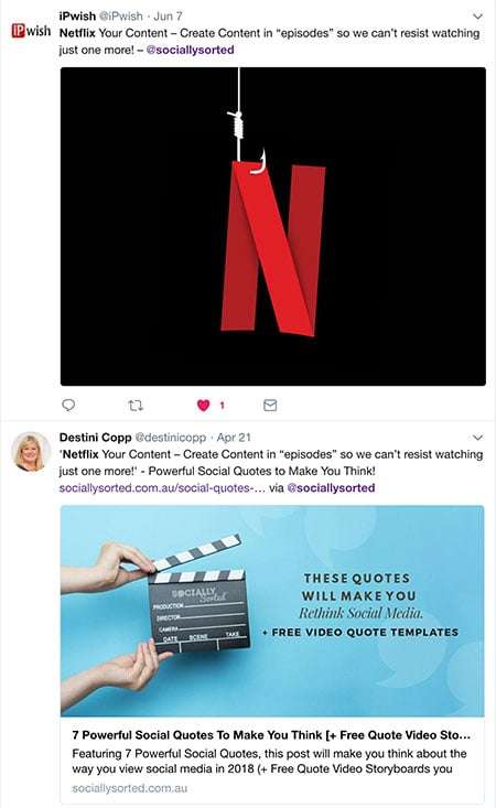 Netflix Your Social Video Content - 3 Engaging Ways to Rethink Your Social Video Strategy