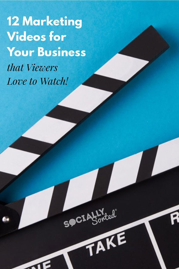 12 Marketing Videos for Your Business (that Viewers Love to Watch) + Infographic
