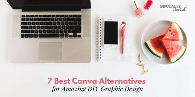 7 Best Canva Alternatives for Amazing DIY Graphic Design