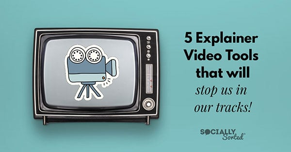 5 Explainer Video Tools That Will Stop Us In Our Tracks