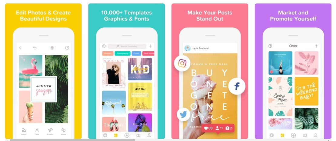 Over for Mobile Phone - 9 Best Instagram Tools for Visual Storytelling