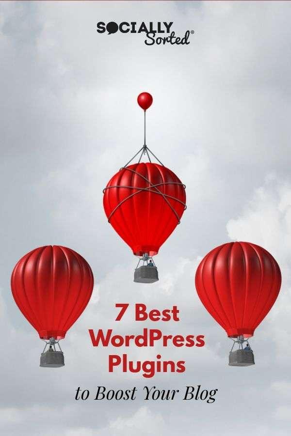 7 Best WordPress Plugins That Will Boost Your Blog Traffic