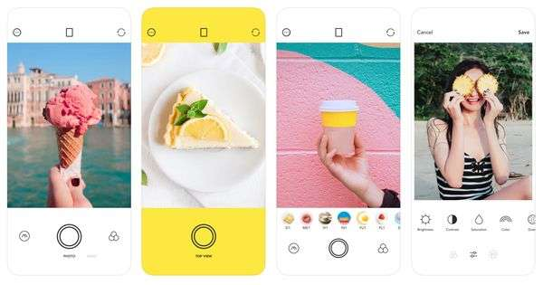 Foodie App - Apps for Creating Instagram Story Posts that Stand Out!