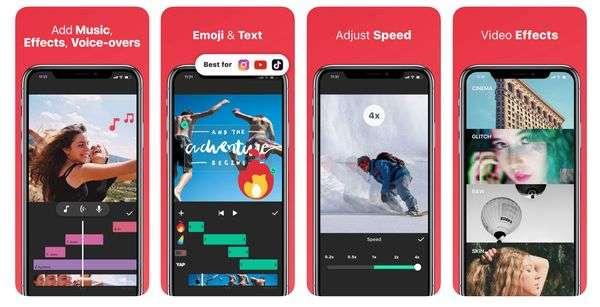 InShot App for Instagram Story Creation