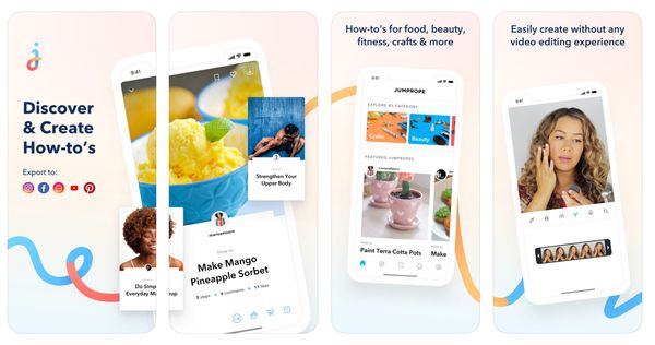 Jumprope for Creating How-to Instagram Stories