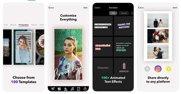 Mojo Stories Editor - 17 Apps for Creating Instagram Stories that Stand Out!