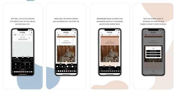 Stories Edit for Instagram Stories - app