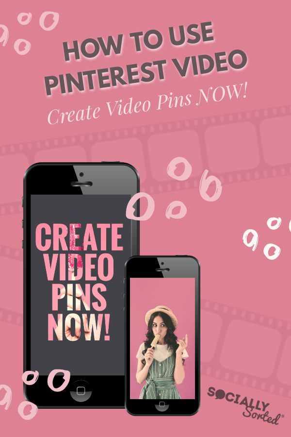 Are you ready to start creating Pinterest Video? This post breaks down how it works, what to create and how to upload your Video Pins to Pinterest - and some great tools to help you!