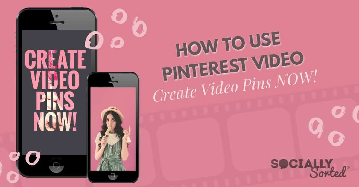 How to Use Pinterest Video - Create Video Pins Now!