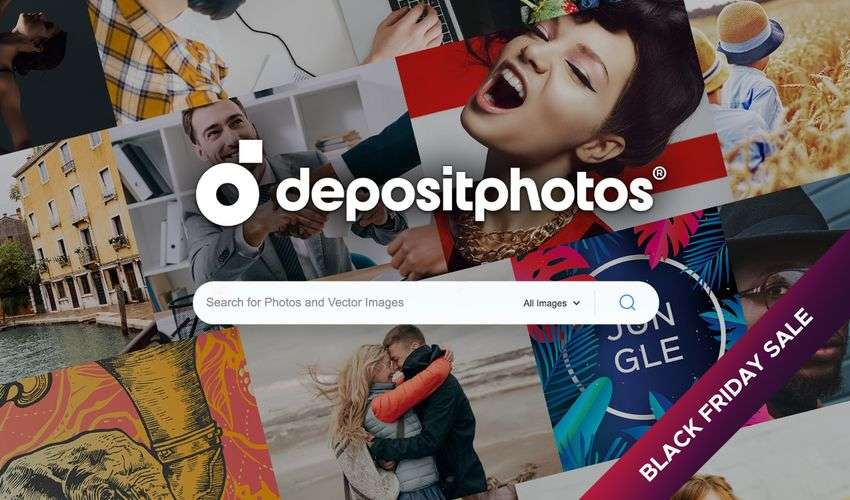 9 Cool Black Friday Software Deals for Marketers! App Sumo Depositphotos Deal