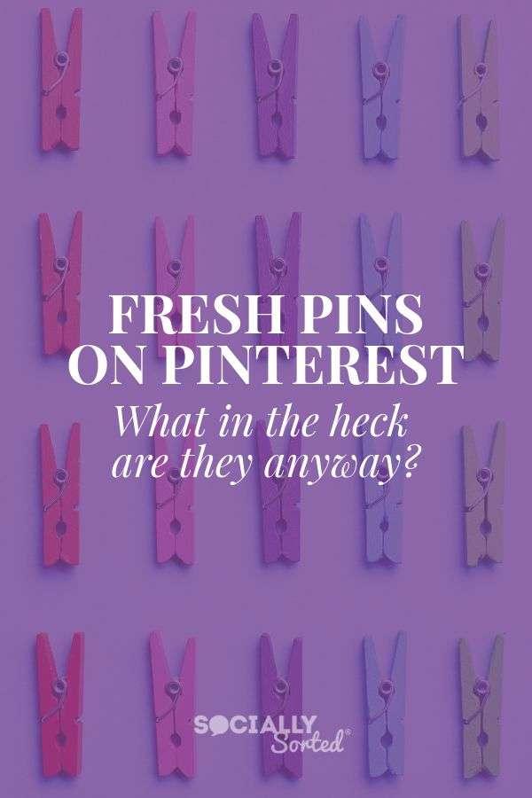 3 Easy Ways to Create Fresh Pins on Pinterest #PinterestMarketing #PinterestTips #FreshPins