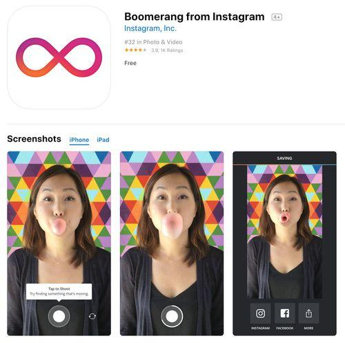Boomerang App - image