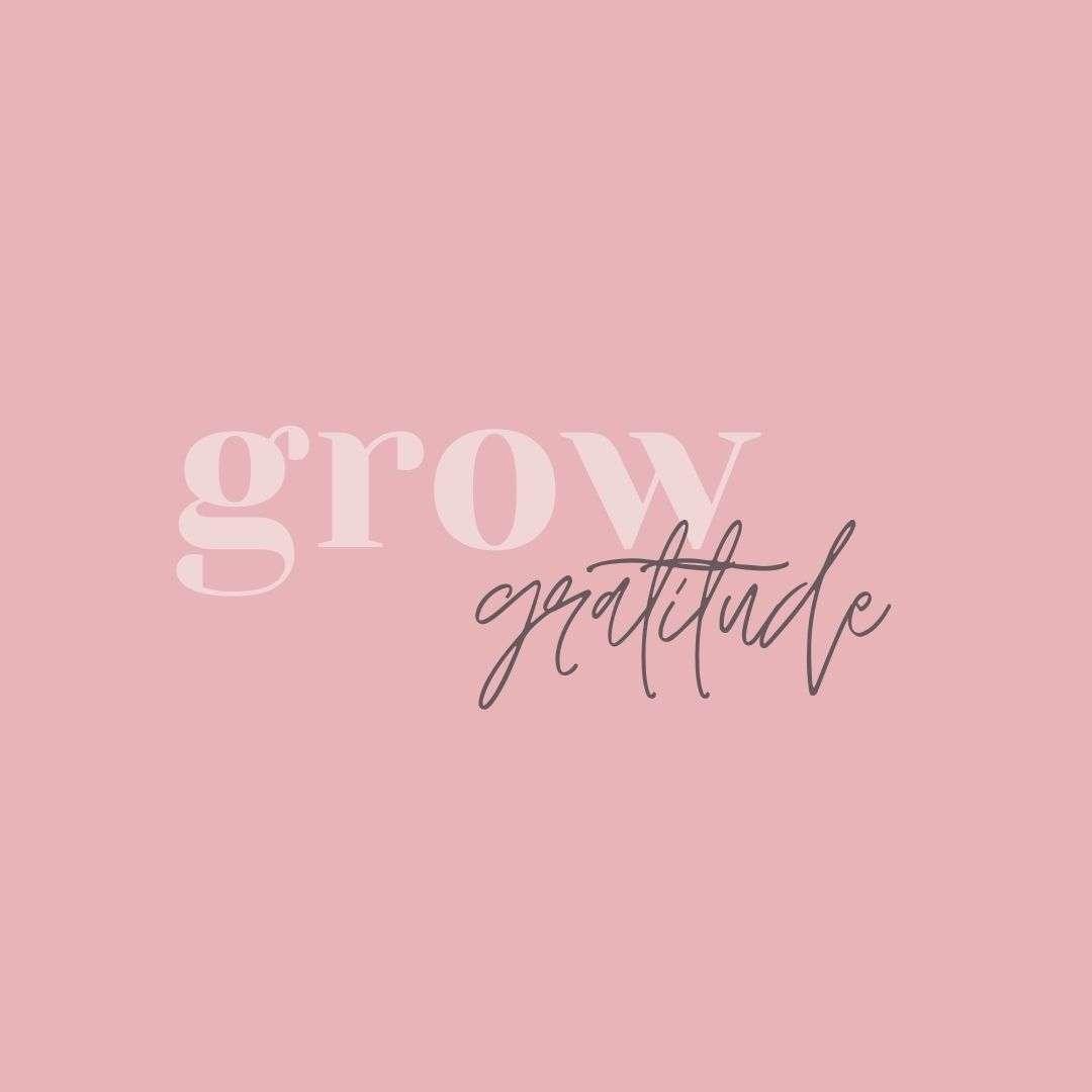 November social media holidays - Gratitude Quote
