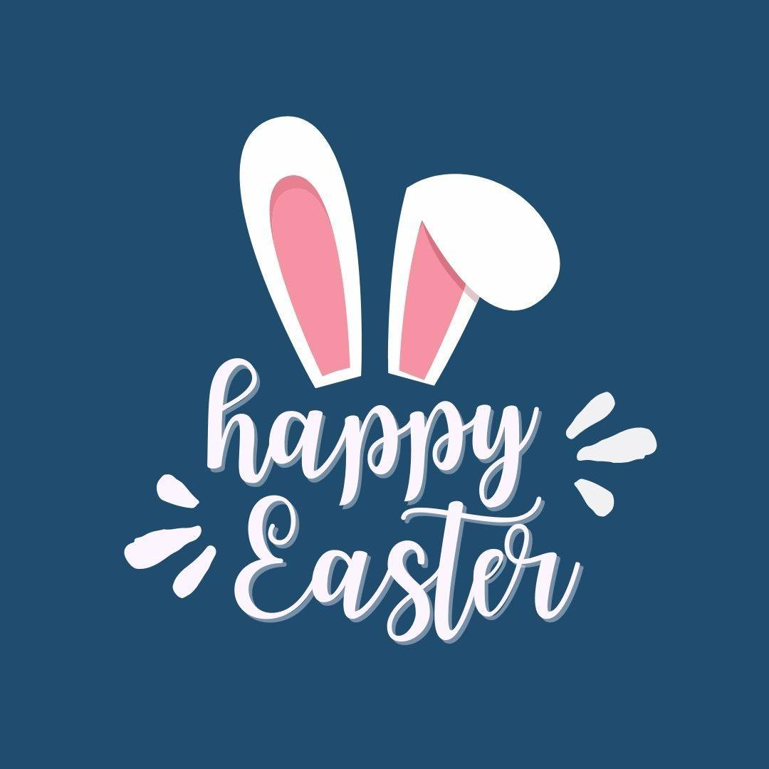 Happy Easter Template - 60+ April Social Media Ideas - Videos, GIFs and more!