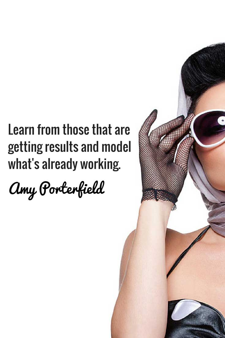Learn from the Best! Want more quotes from Amy Porterfield? Check out this post and a chance to join her new free Masterclass!