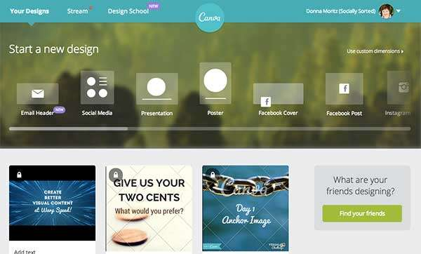 Use Canva Templates to Create Better Visual Content Quickly!