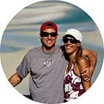 Caz and Craig Makepeace, Y Travel Blog