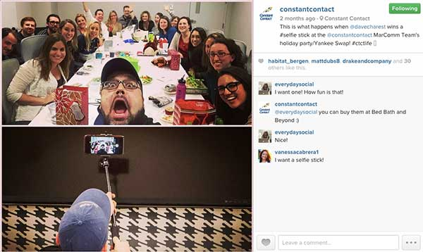 Constant-Contact-Selfie-Stick-Instagram