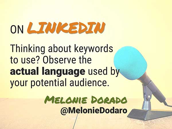 Quote by Melonie Dodaro - Speaker at Social Media Success Summit - 5 Crazy Smart Reasons to Attend Social Media Success Summit 2015