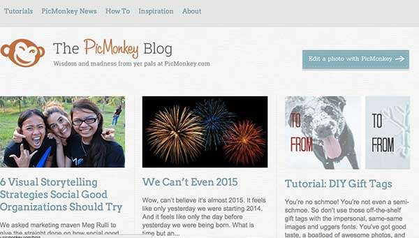 Picmonkey Blog is a great resource for learning new tricks!
