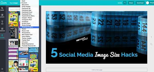 5 Image Size Hacks for Social Media - click through for more!