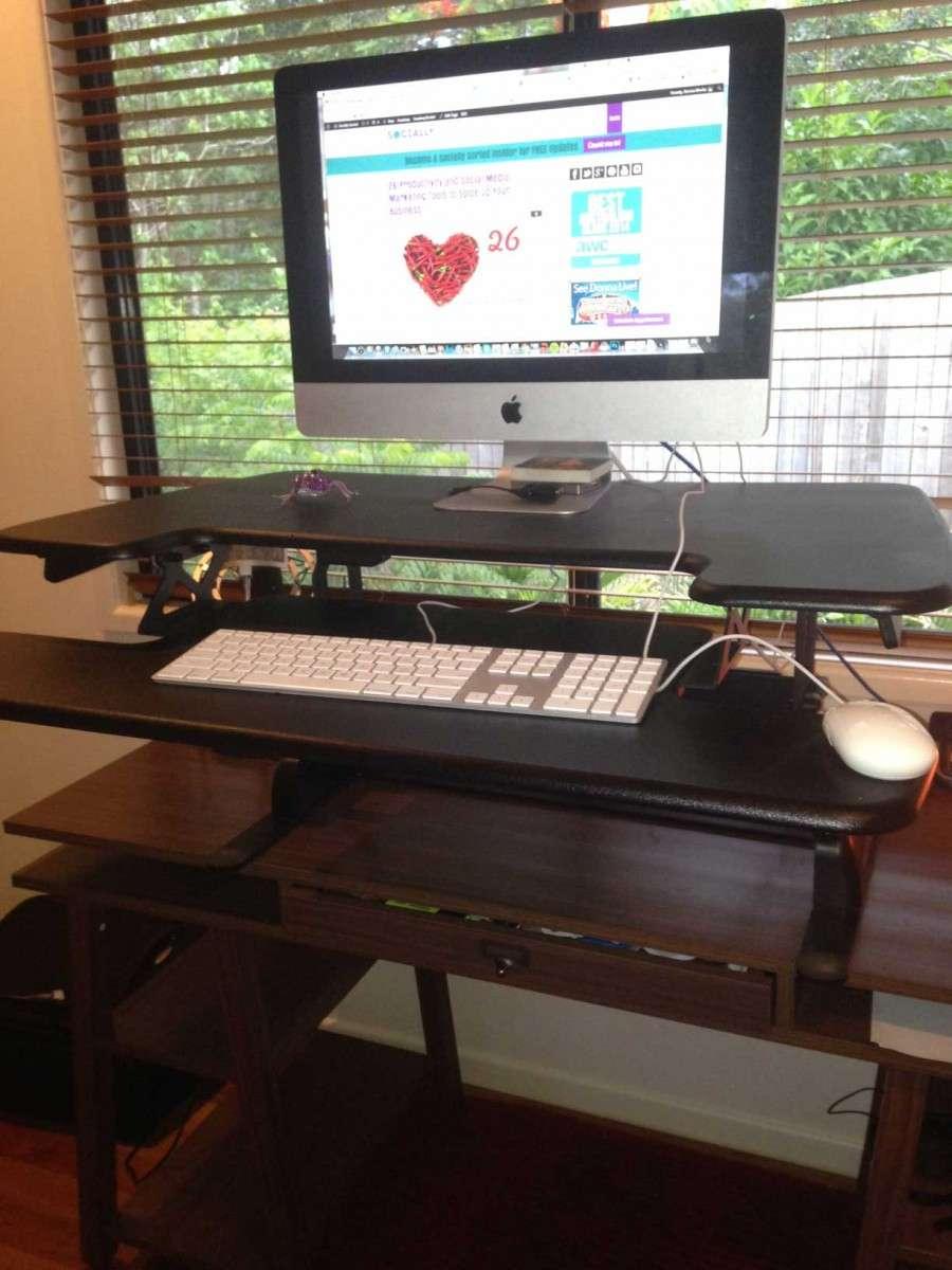 Standing Desk... Up!