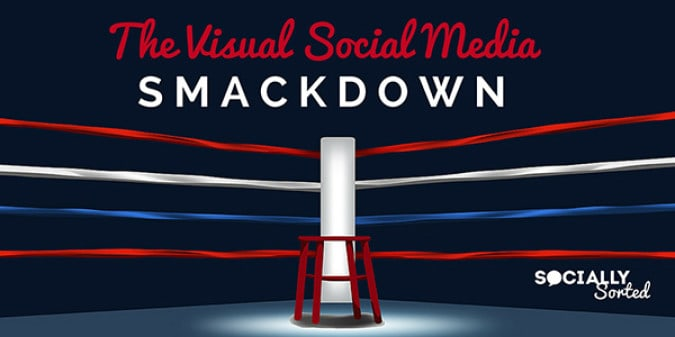 Visual Social Media Smackdown – 5 Things You're Doing that You Need to Stop