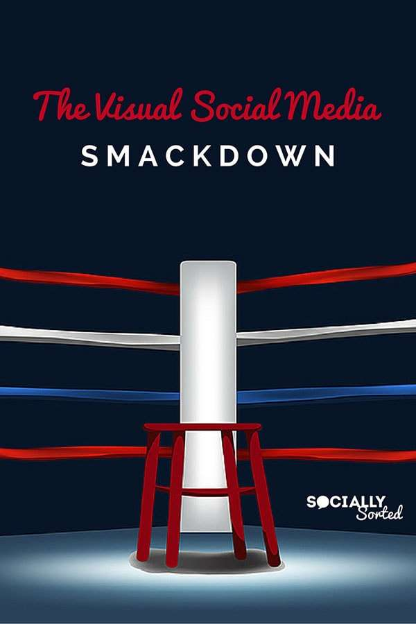 The Visual Social Media Smackdown - 5 Things You're Doing that You Need to Stop