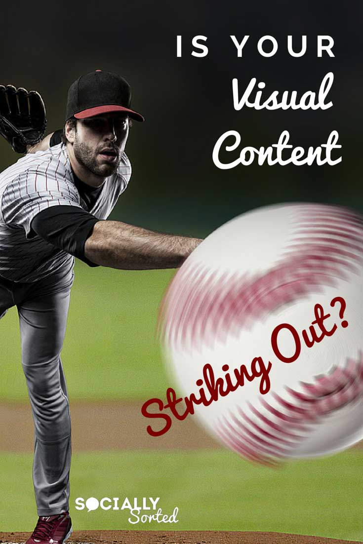 Is your visual content driving traffic or hitting a home run - socially sorted