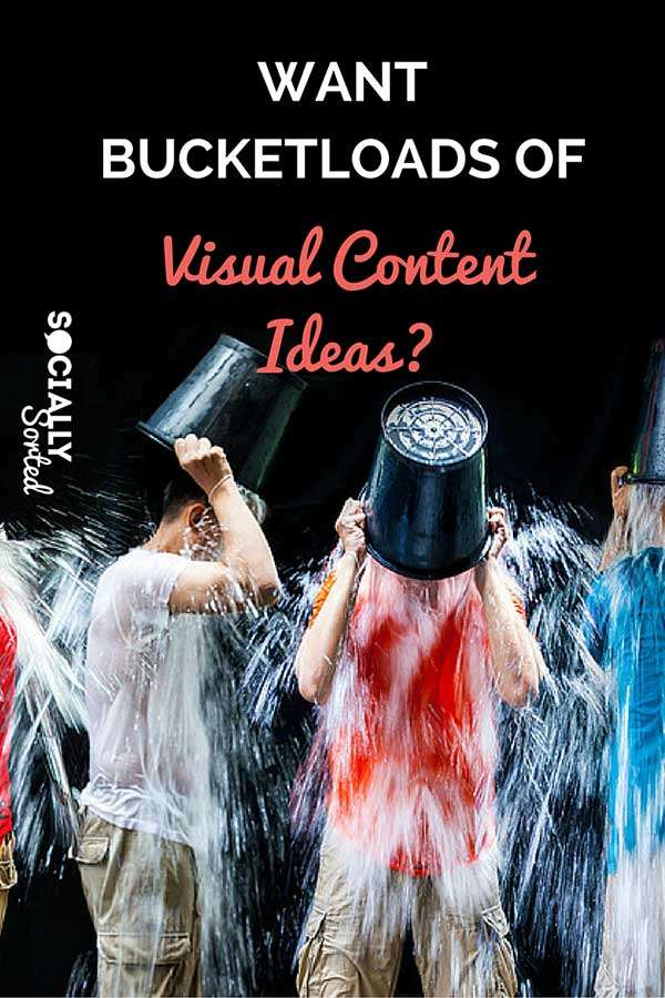 4 Ways to Get Bucketload of Visual Image Creation Ideas