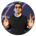 Curalate Founder Apu profile picture