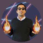 Curalate Founder Apu profile picture